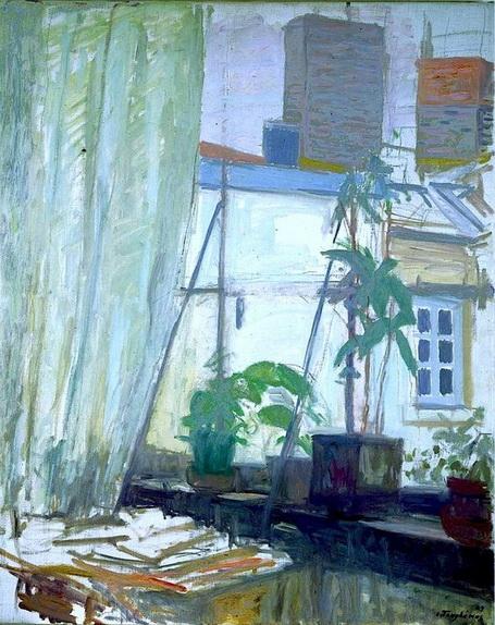 Jacques Truphemus - La Verriere de l'Atelier