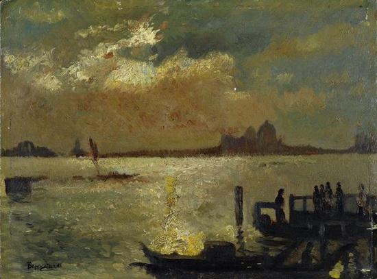 Beppe Ciardi - Venice Laguna