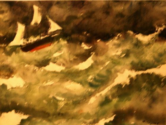 юрий сырнев - буря