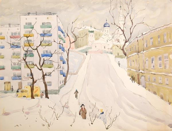 Ромодановская Антонина - Таганка