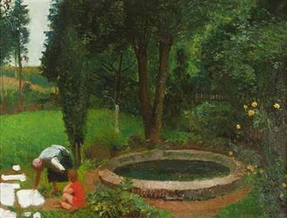 Multrus Josef - Garden Corner