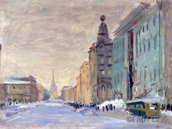 Pakulin V - Невский проспект