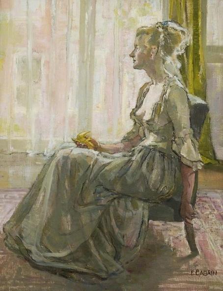 Ethel Gabain - The Bride and the Canary
