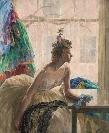 Ethel Gabain - The Little Dancer