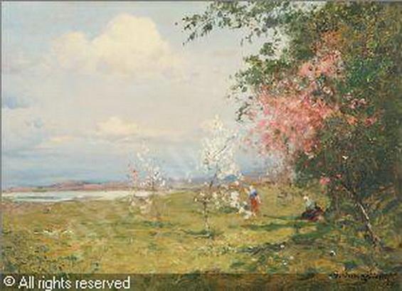 Buscaglione Giuseppe - Primavera in fiore
