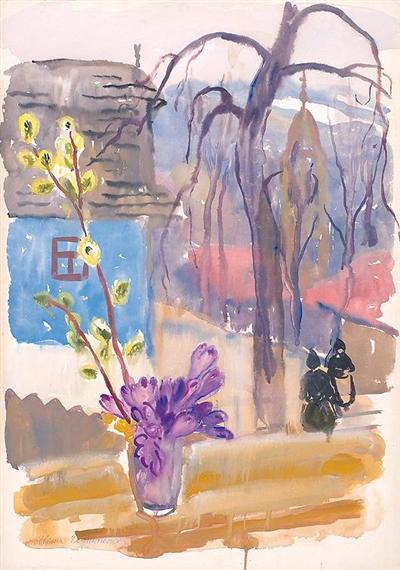 Alena Cermakova - VIEW FROM THE WINDOW