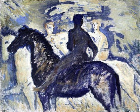 Jan Preisler - Horses