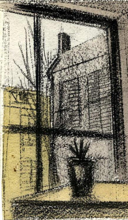 Sally Ryan - Window Scene