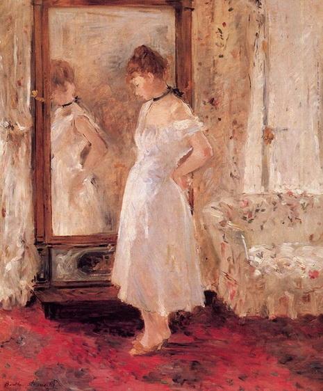 Berthe Morisot  Psyche