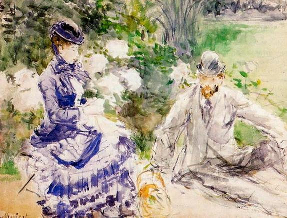 Berthe Morisot 7