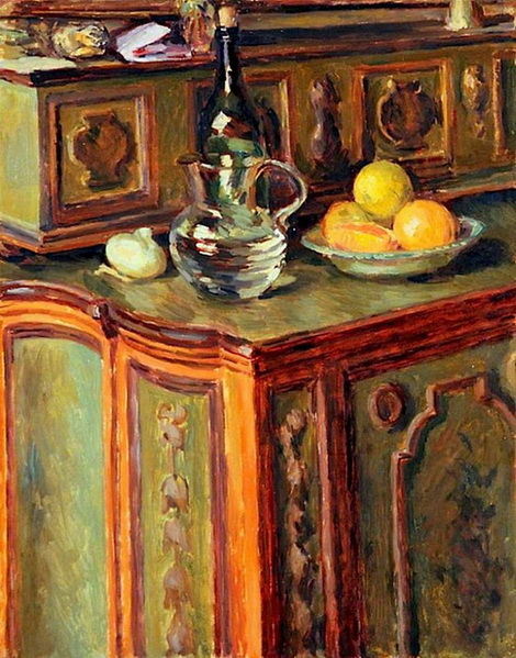 Duncan Grant Venetian Sideboard