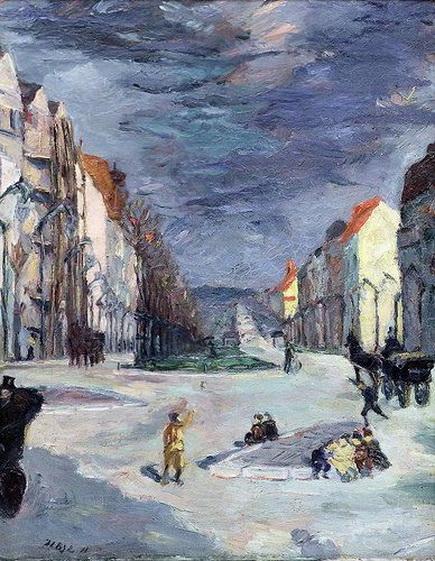 Max Beckmann -   Bremen Kunsthalle.