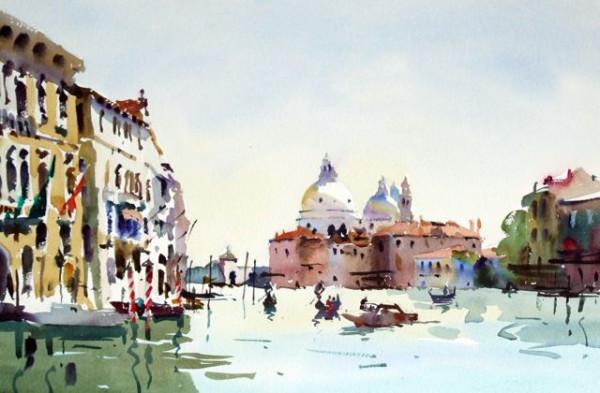 Jake Winkle - Venice Grand Canal