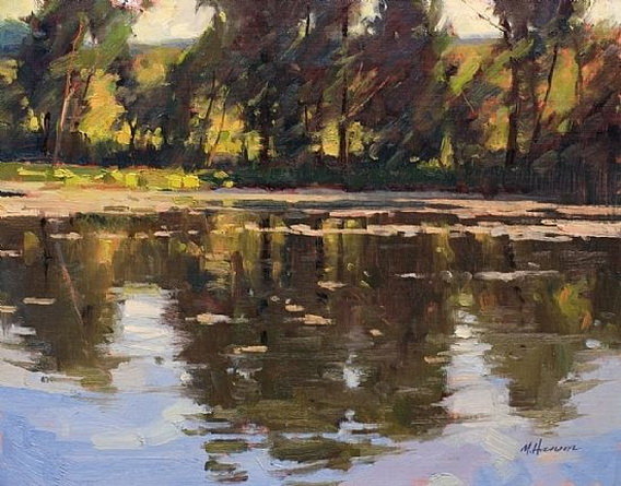 Marc Hanson - Across the Pond
