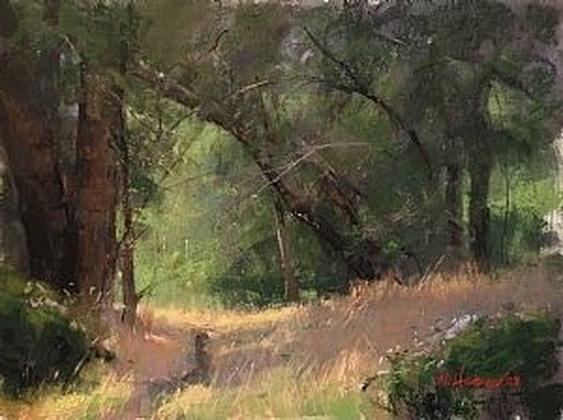 Marc Hanson - California Trail