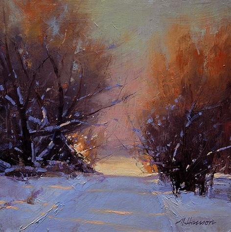 Marc Hanson - Landscapes