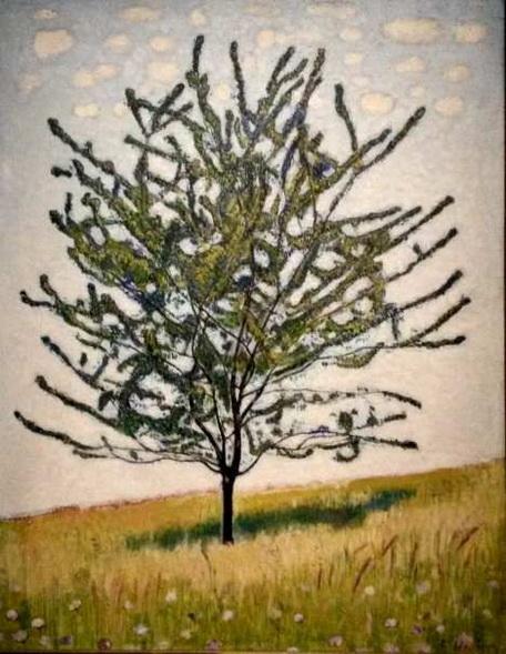 Ferdinand Hodler - Le Cerisier