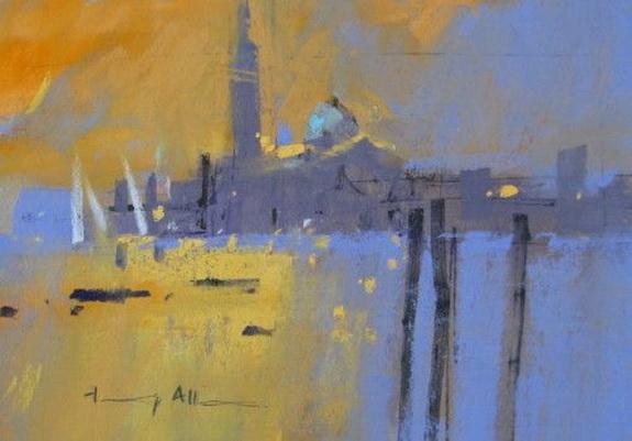 Tony Allain - San Giorgio Sunrise