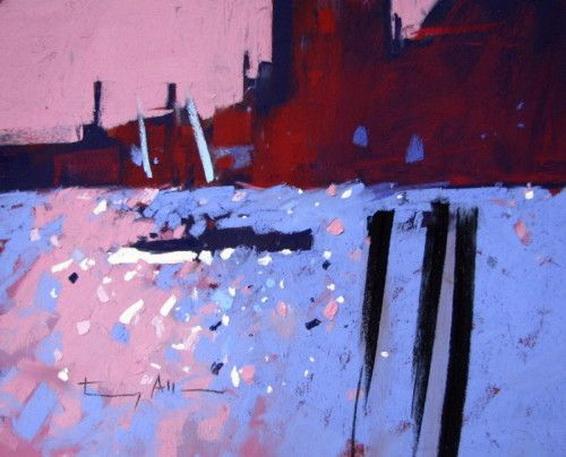 Tony Allain - Venice Lagoon