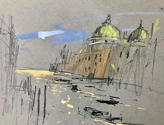 Tony Allain - Venice 4