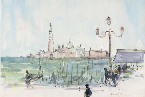 Charles Mozley - Venice2