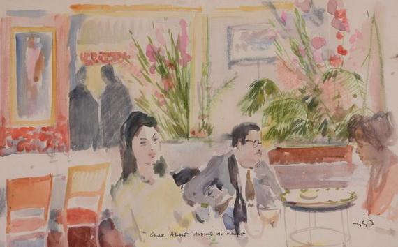Charles Mozley - Chez Albert