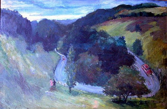 Charles Mozley - From Box Hill