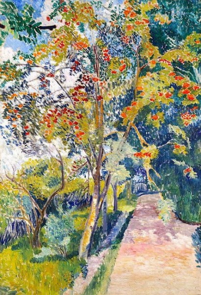 Гончарова - The Rowan Tree