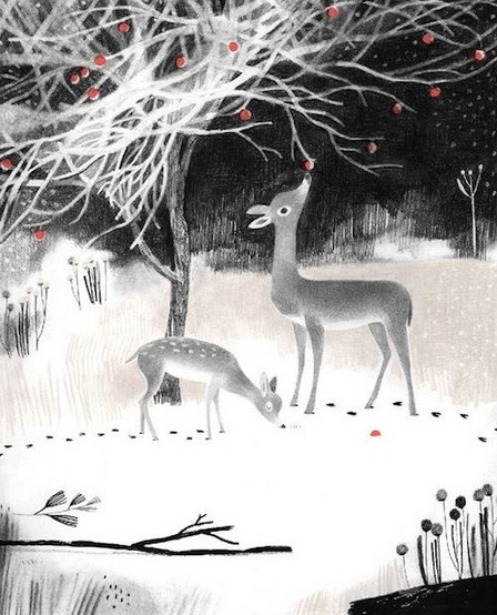 Isabelle Arsenault - Once Upon a Northern Night