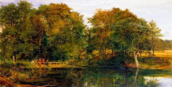 Richard Redgrave - The Stream at Rest