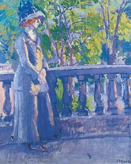 Spencer Gore -  The Balcony