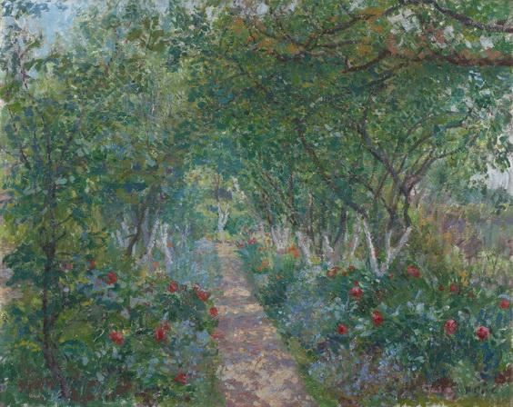 Spencer Gore - The Garden, Hertingfordbury