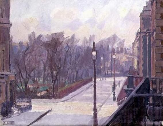 Spencer Gore - Hartington Square