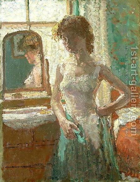 Spencer Gore - The Green Dress