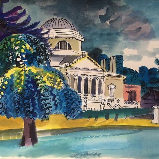 Roland Collins - Chiswick House