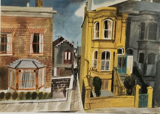 Roland Collins - Sheerness