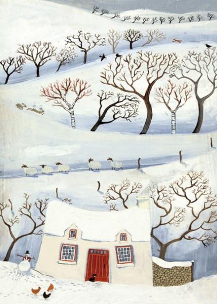 Valeriane Leblond - Winter In The Little Mountain