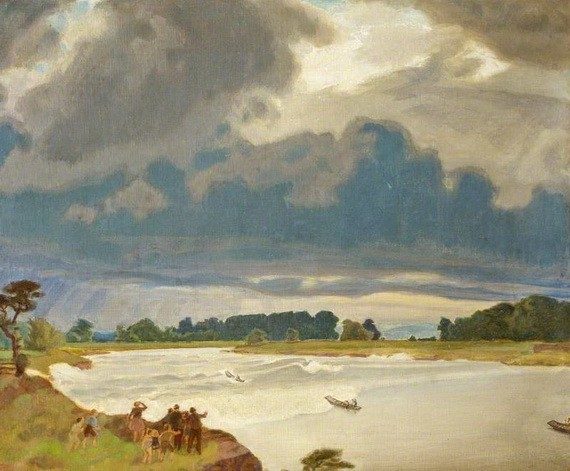 Charles March Gere - The Severn Bore 2