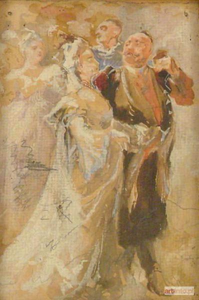 Stanislaw Kaczor Batowski - Polonez