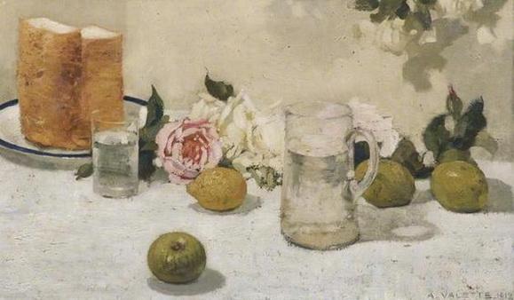 Adolphe Valette - Still Life, Fruit