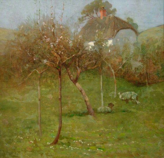 Benjamin Haughton - Breath of Spring