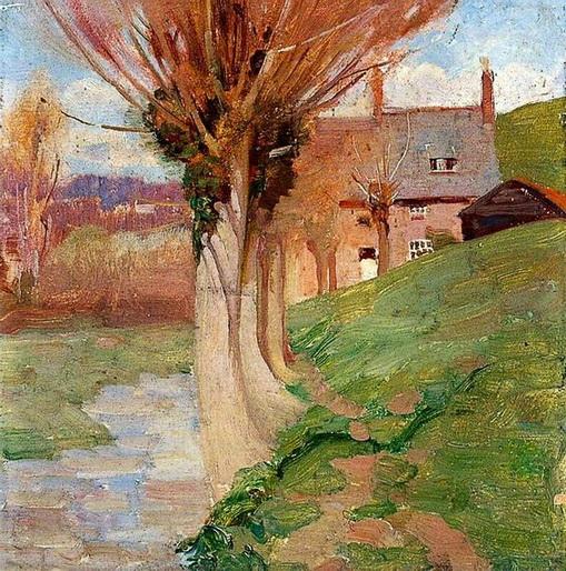 Benjamin Haughton - The Mill, Tipton St John