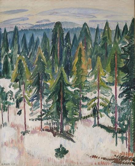 Arne Kavli - From Holmenkollen