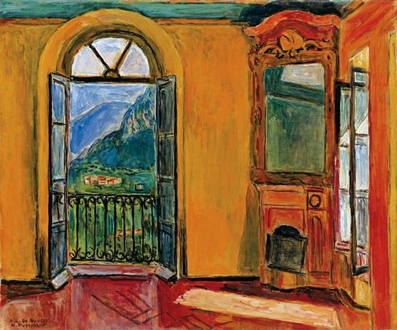 Hans Purrmann - Room Hesse Casa Camuzz