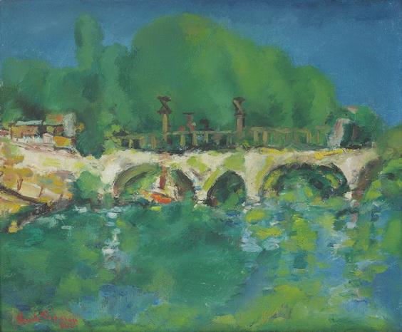 Vasile Popescu - Bridge Over Sabar