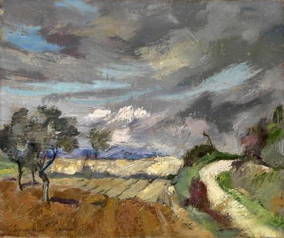 Georges Pogedaieff - Paysage