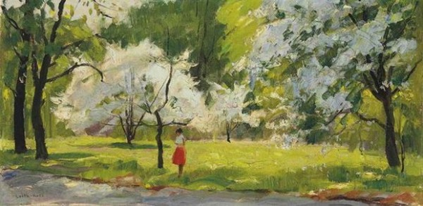 Harry Leith-Ross - Under the Dogwood Blossoms