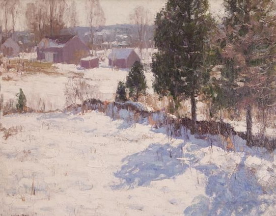 Harry Leith-Ross - Sunlight on Snow