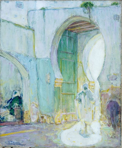 Henry Ossawa Tanner - Gateway, Tangier