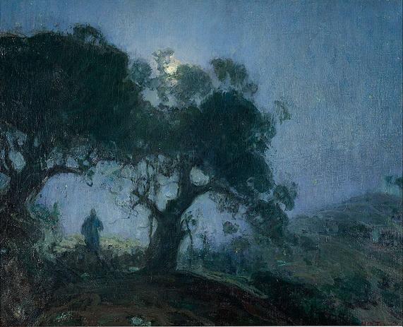 Henry Ossawa Tanner - The Good Shepherd